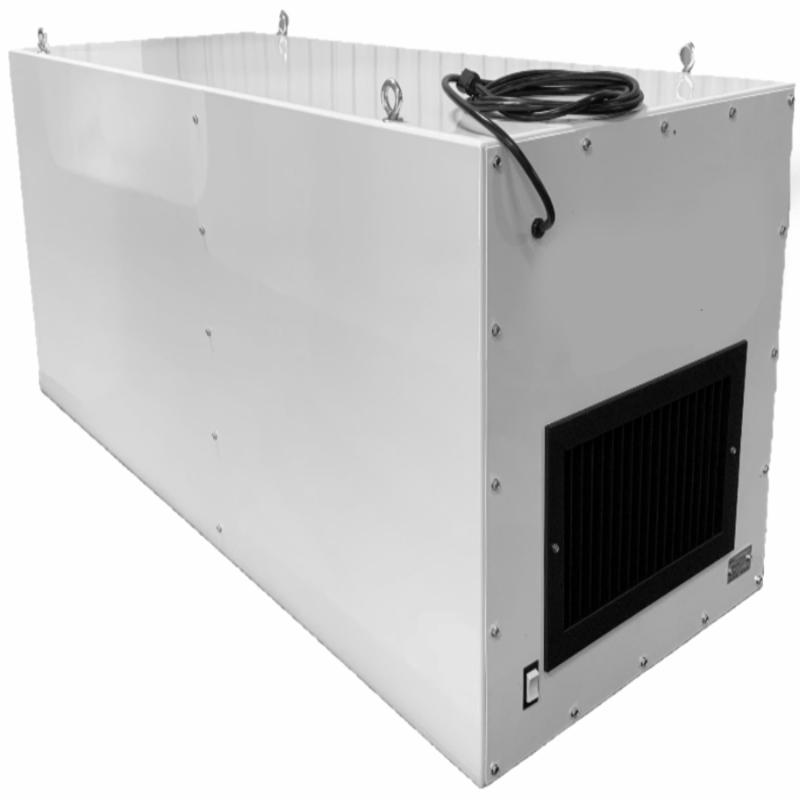 Ambient Air Series 1100 with HEPA and Ionization
